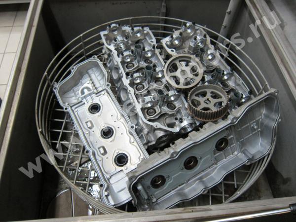 Ремонт двигателя 1MZ и 3MZ