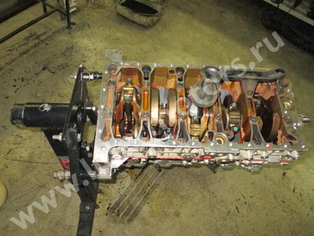 Капительный ремонт двигателя Вольво