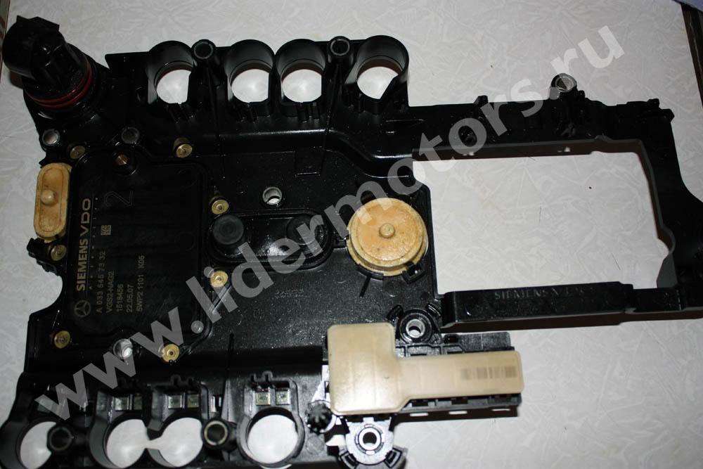 ремонт блока управления АКПП Mercedes