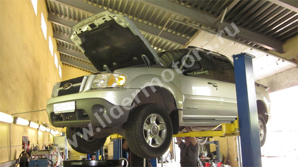 Ремонт Форд в ЮВАО