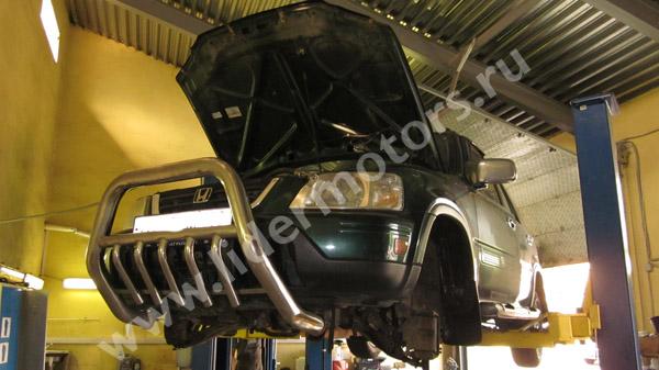 ремонт автомобилей Хонда