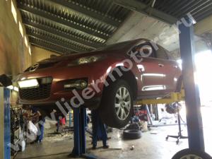 Ремонт Mazda CX7