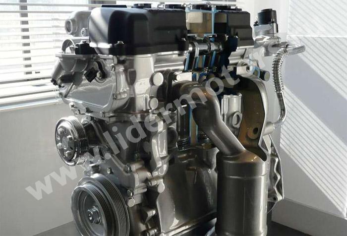 ремонт двигателя QG18