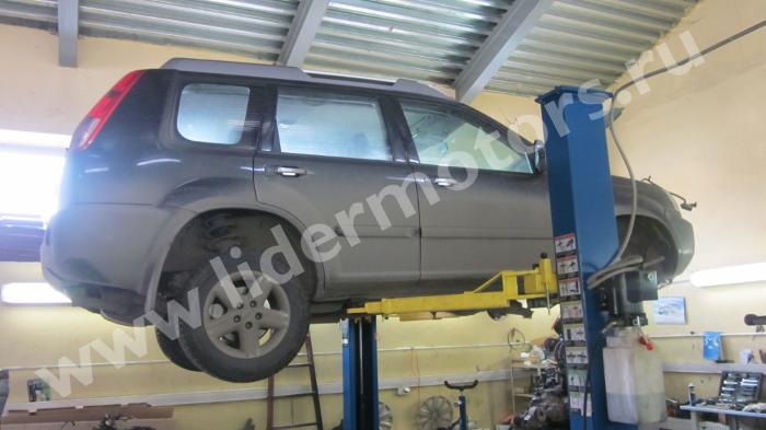 ремонт тормозной системы а/м Nissan