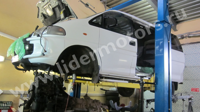 Ремонт двигателя Мицубиси Делика
