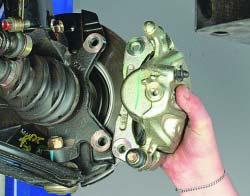ремонт тормозных суппортов