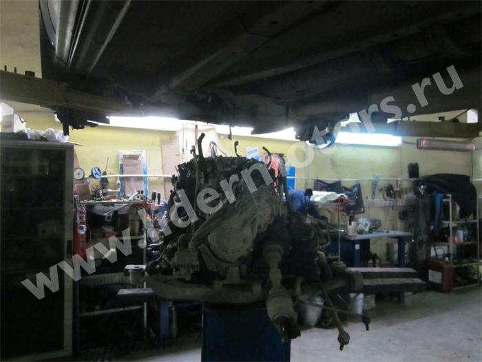 Ремонт двигателя Ниссан VQ35