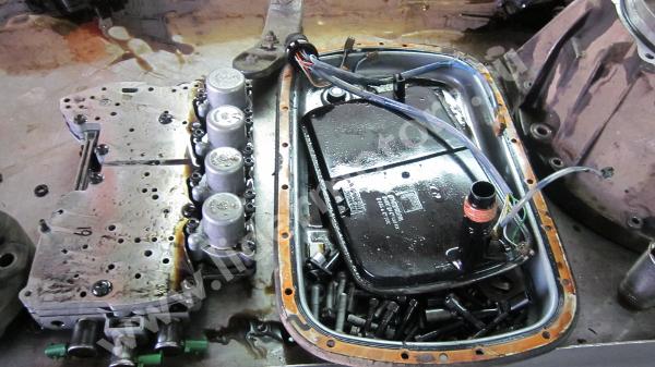 ремонт автоматической коробки БМВ