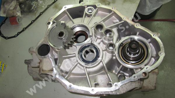 ремонт мкпп в автотехцетре Лидер Моторс