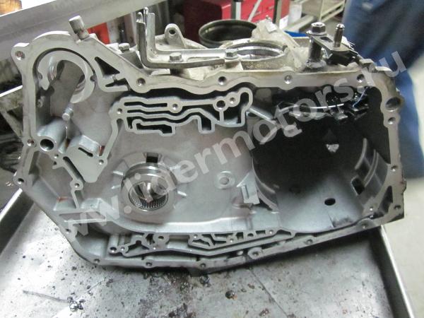 ремонт АКПП Volvo