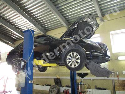 Ремонт подвески Mercedes E Class