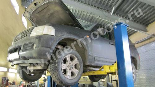 Капитальный ремонт АКПП Форд