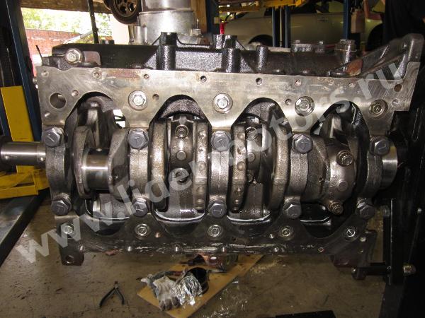 ремонт ZD30 в автотехцентре